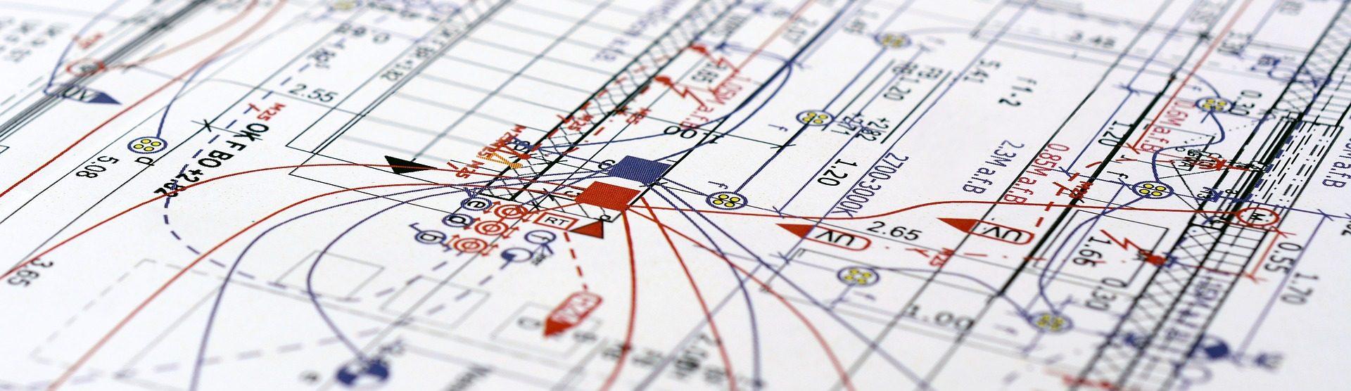 Montáž, elektroinštalácie - projektová dokumentácia silnoprúd do 1000V